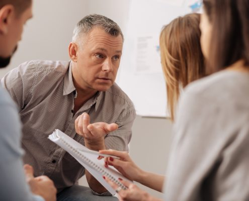TSD Lean continuous process improvement coaching